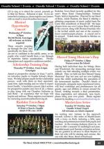 Events at Oundle School