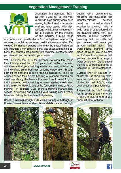 Vegetation Management Training