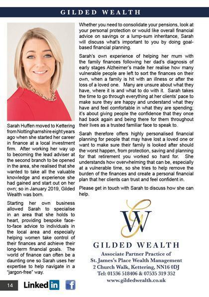 Gilded Wealth