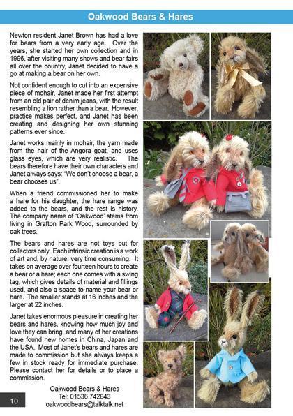 Oakwood Bears & Hares