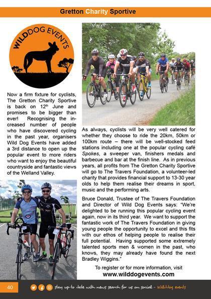 The Gretton Charity Sportive 2021